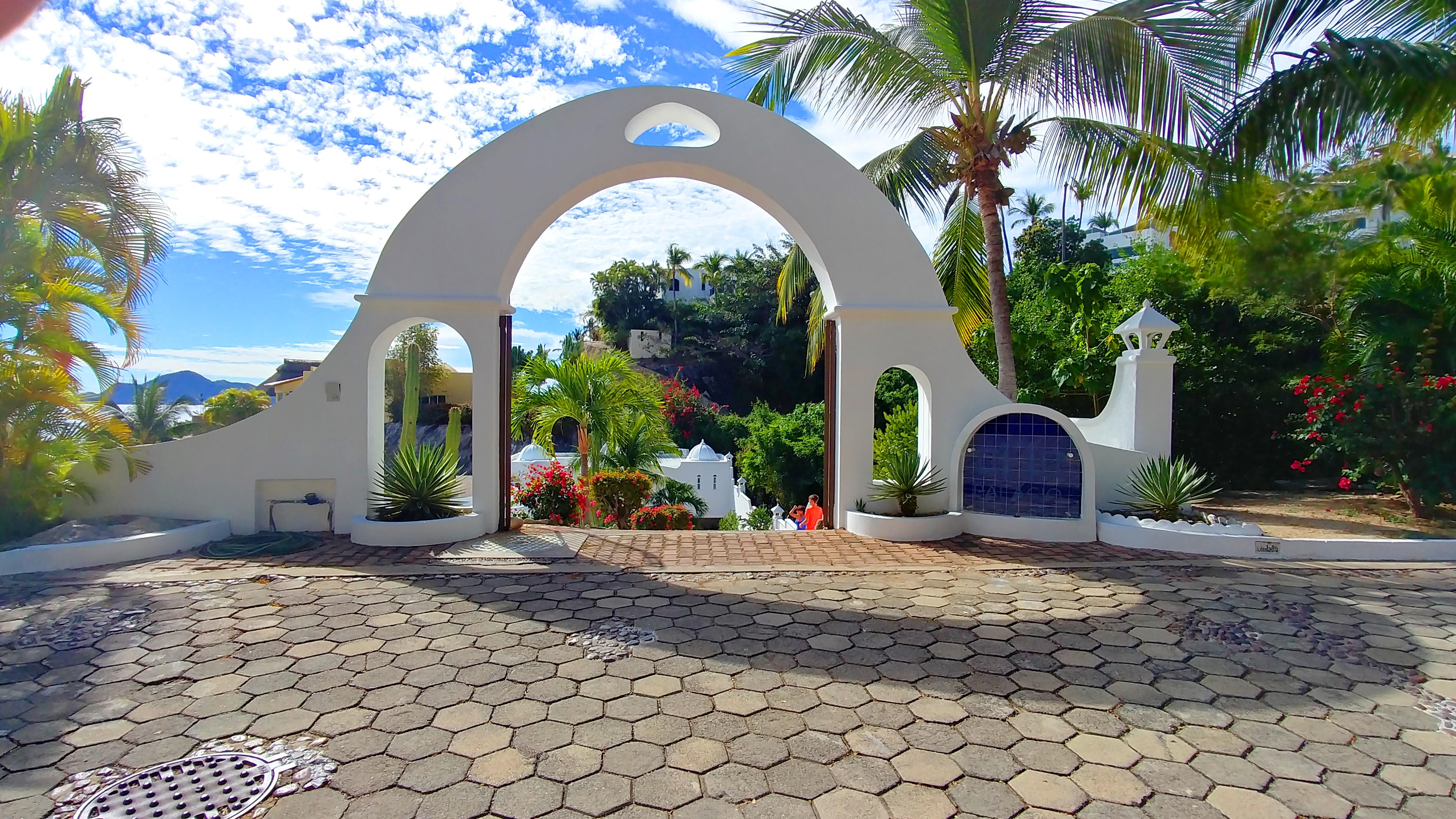 PDC-entrance